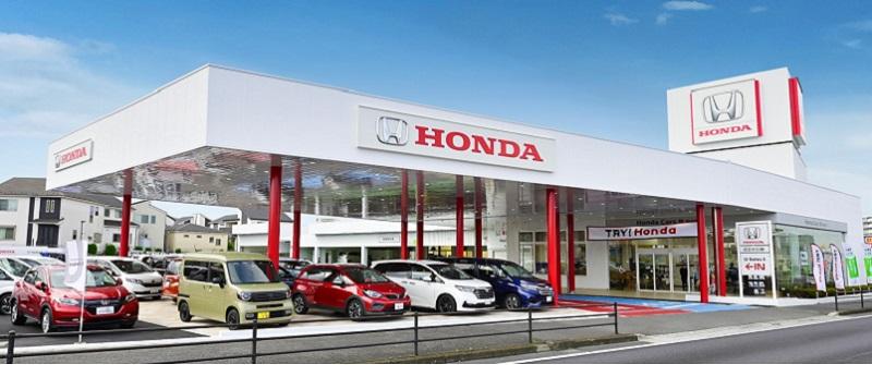 Honda Cars 柏 柏の葉店