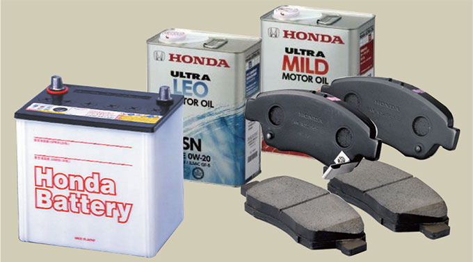 高品質Honda純正部品